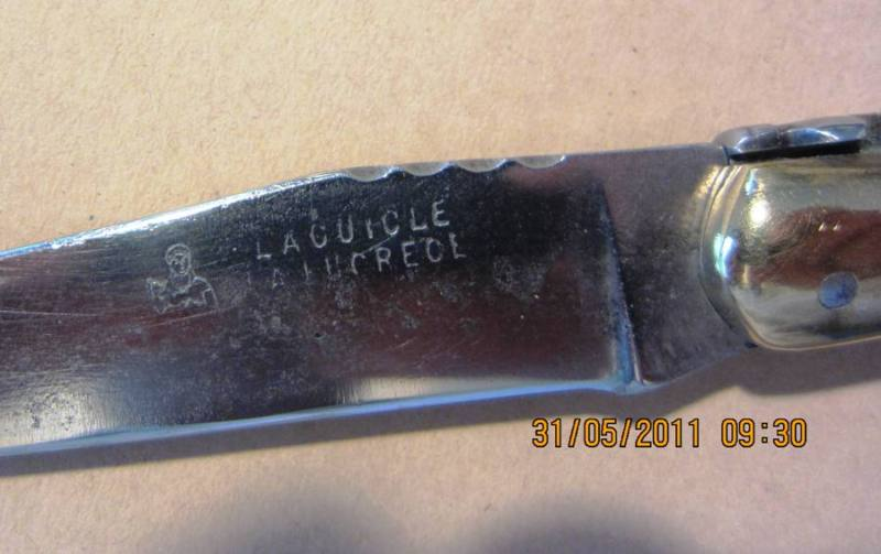 identification Lag-lu10
