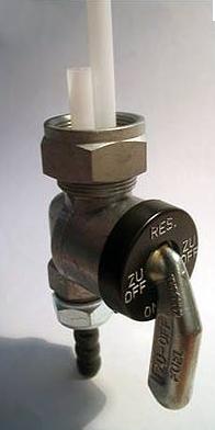 débit robinet d'essence Robine10