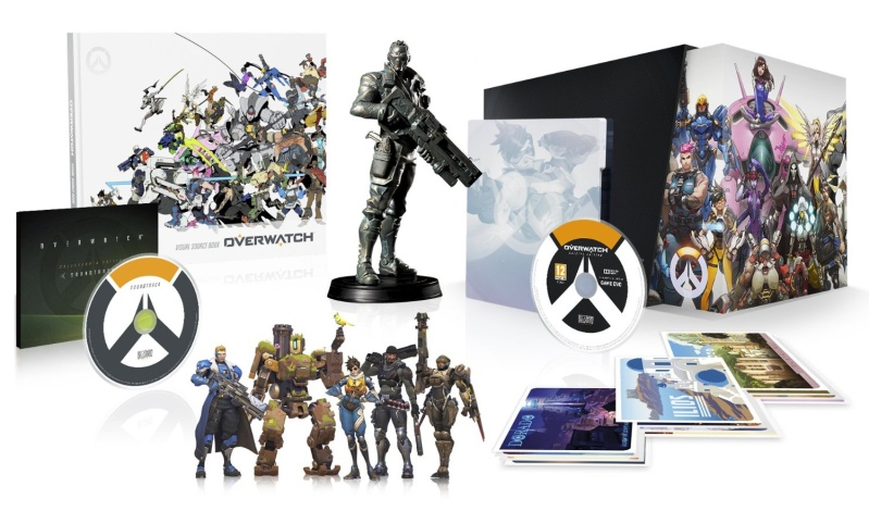 Edition collector overwatch!!! Overwa10
