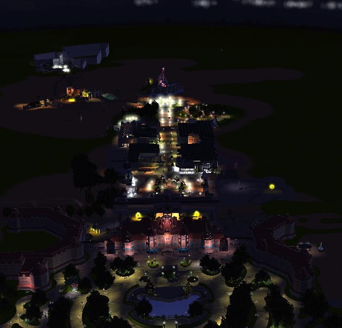Recreation de Disneyland Paris (creation+importation) - Page 2 Shot0110