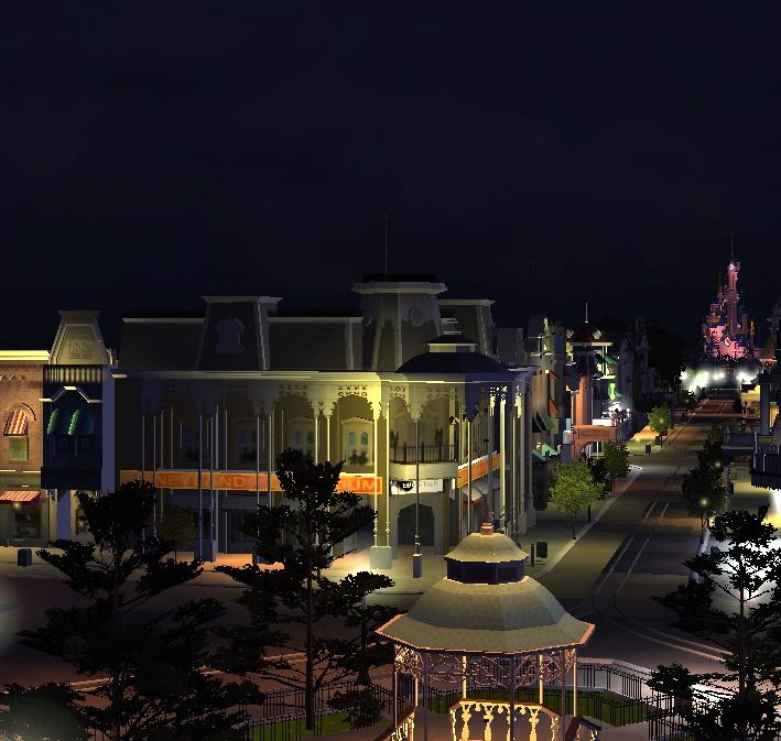 Recreation de Disneyland Paris (creation+importation) - Page 2 Shot0113