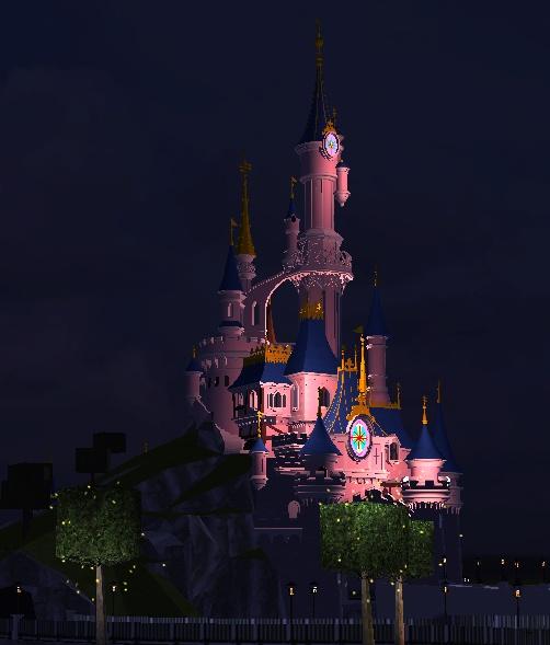 Recreation de Disneyland Paris (creation+importation) - Page 2 Shot0114