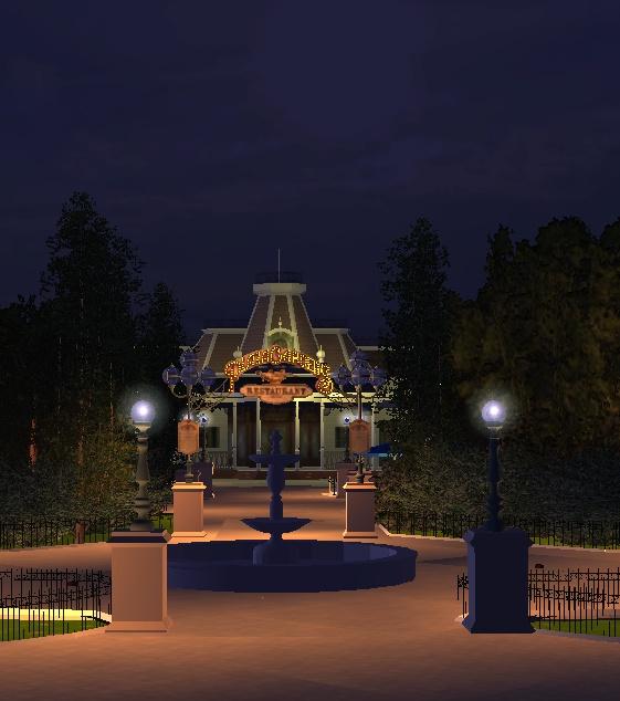 Recreation de Disneyland Paris (creation+importation) - Page 2 Shot0115
