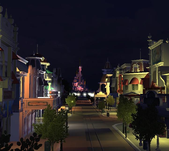 Recreation de Disneyland Paris (creation+importation) - Page 2 Shot0116