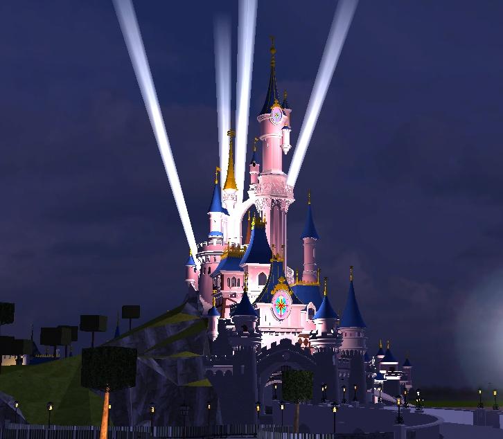 Recreation de Disneyland Paris (creation+importation) - Page 2 Shot0119