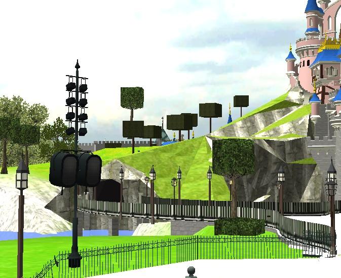 Recreation de Disneyland Paris (creation+importation) - Page 2 Shot0121