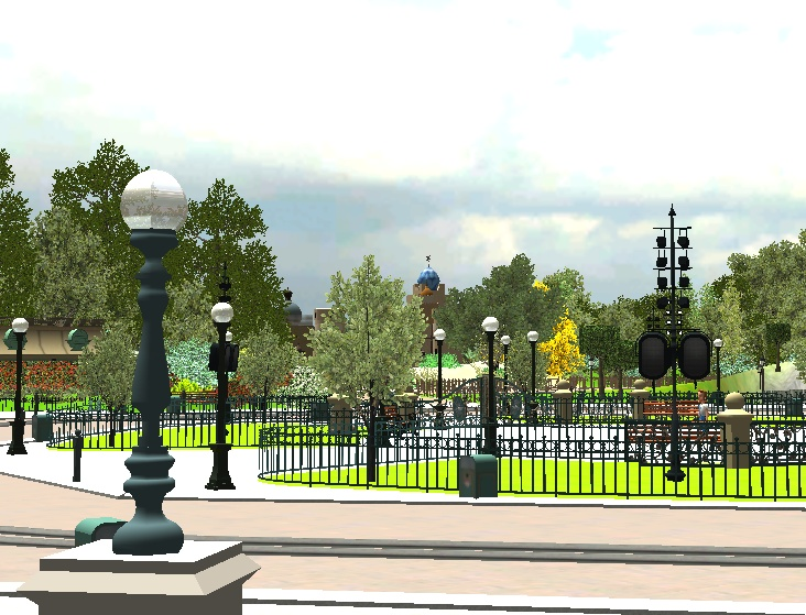 Recreation de Disneyland Paris (creation+importation) - Page 2 Shot0126