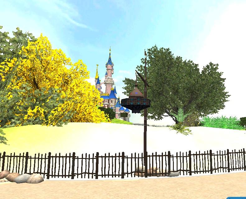 Recreation de Disneyland Paris (creation+importation) - Page 2 Shot0128