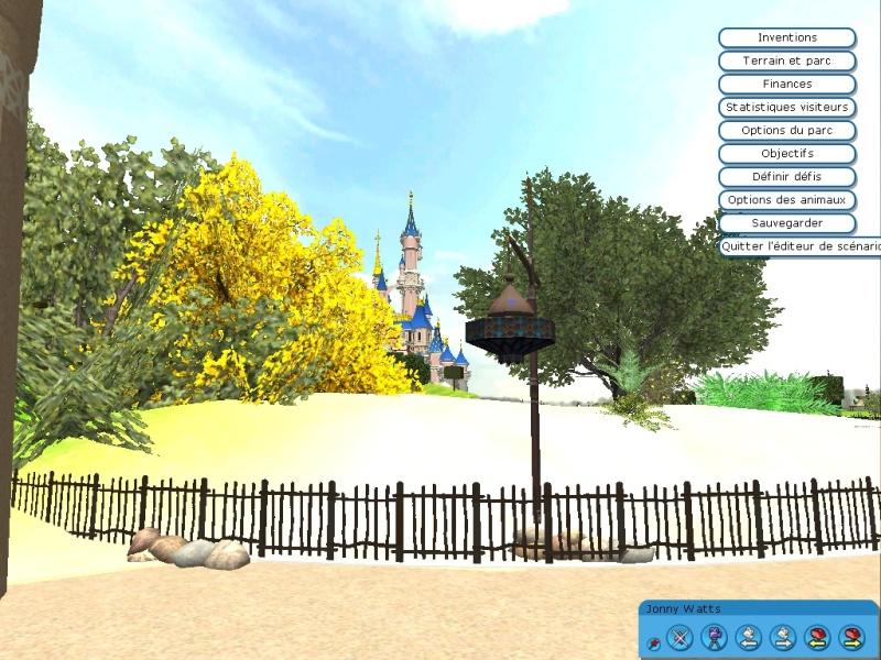 Recreation de Disneyland Paris (creation+importation) - Page 2 Shot0130