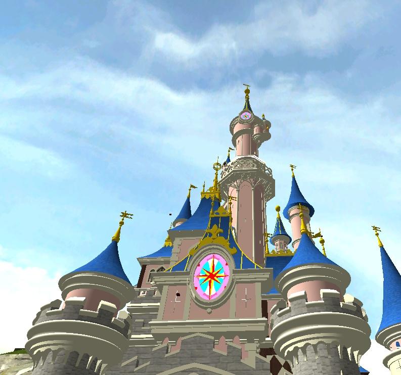 Recreation de Disneyland Paris (creation+importation) - Page 2 Shot0131