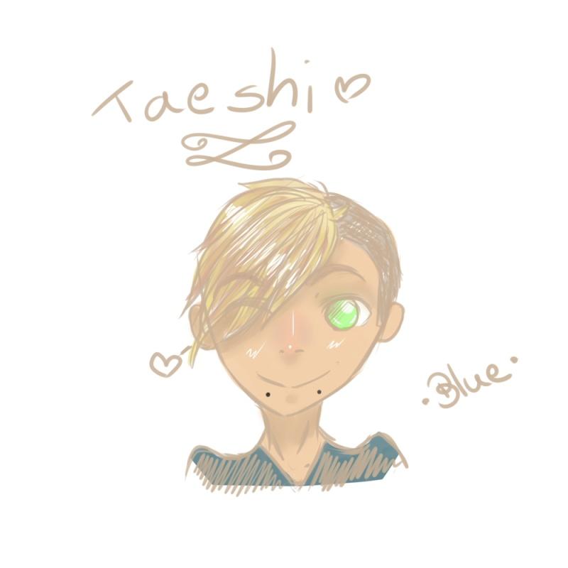 Les dessins de Taeshi Taeshi10