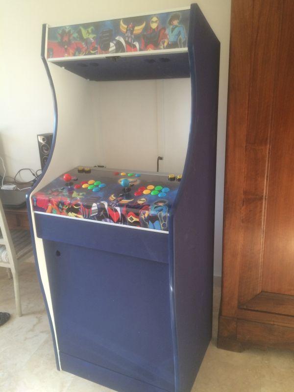 Projet de borne d'arcade sur le thème de Goldorak - Page 2 Img_8010