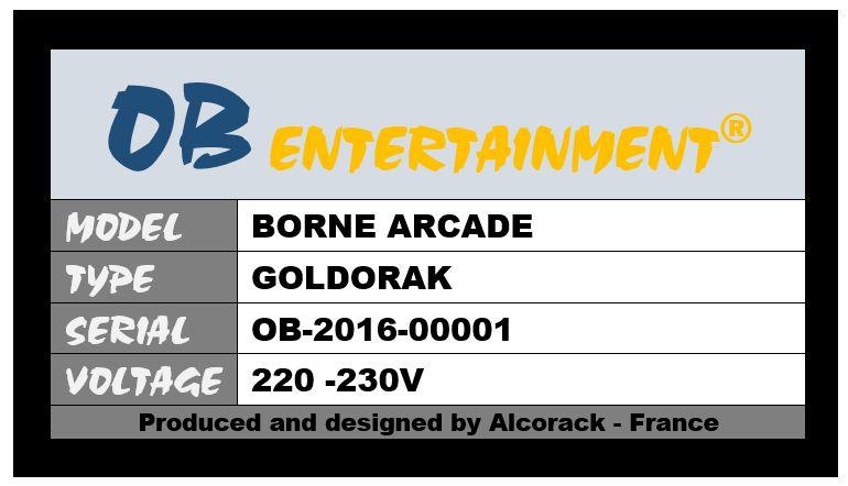 Projet de borne d'arcade sur le thème de Goldorak - Page 3 Plaque10