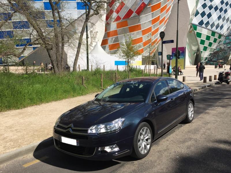 """Présentation et Photos de votre Voiture """"Citroën"""" C5_tro10"""