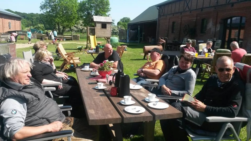 Ausflugstour mit 14 Gutwetterbegeisterten 28.05.2016 Dodau110