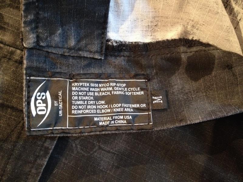 Pantalon taille M KRYPTEK-TYPHON Img_4412
