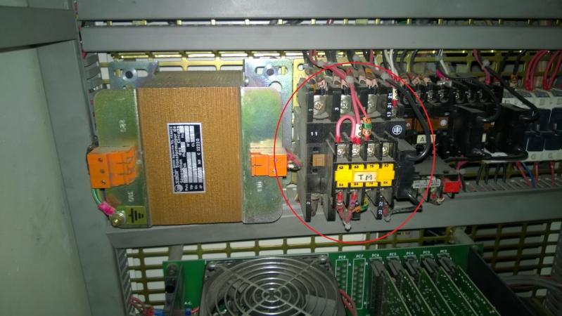 Identification bouton pupitre et éléments armoire electrique Wp_20111