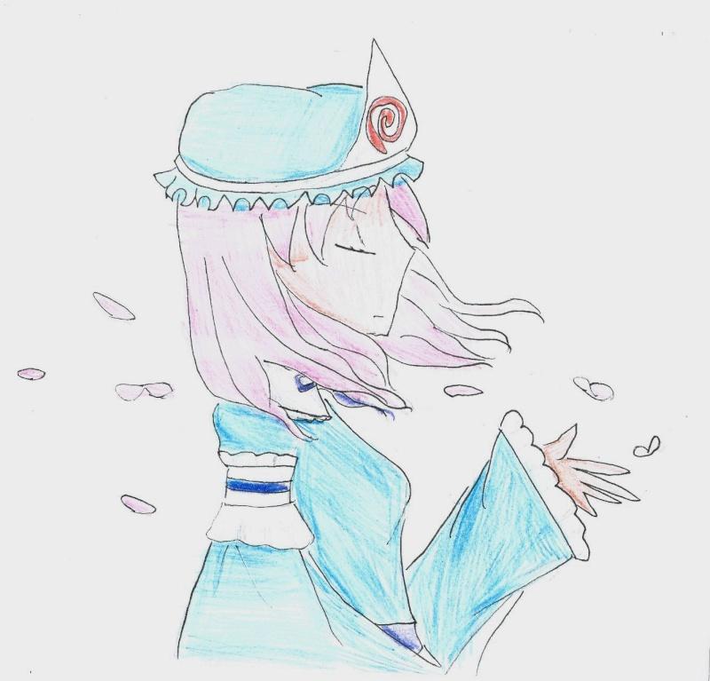 Shizuko's World Yuyuko11