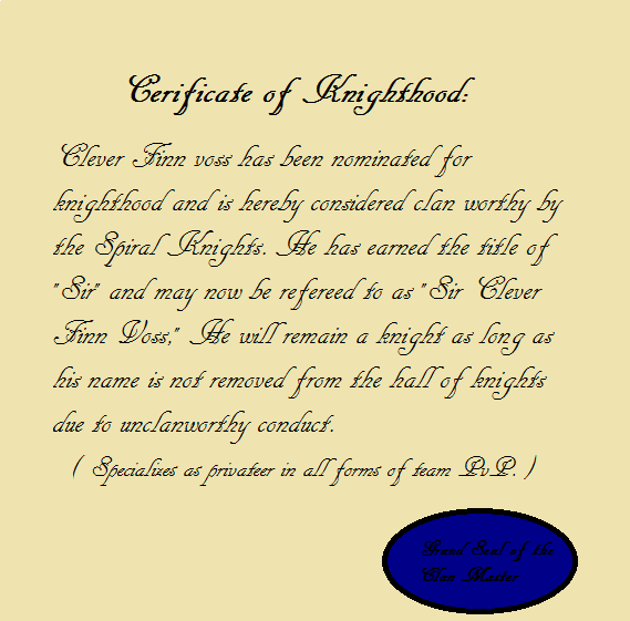 Skyway Knights ( Convention of Clans ) Certif12