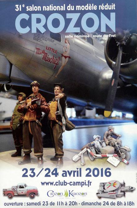 Salon du modèle réduit, Crozon 23-24 avril 2016 Crozon10