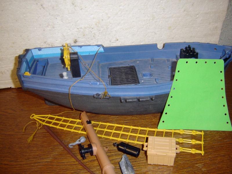 Chantier naval de l'Atlantique... Un Flush à la Mer! Playmo10