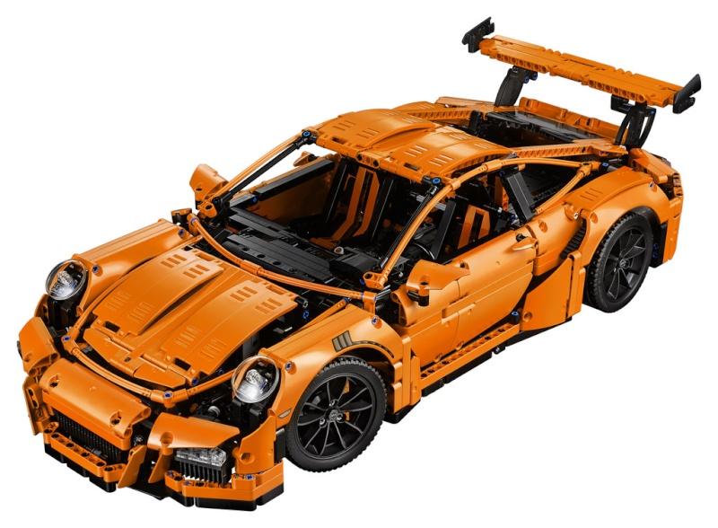 Porsche inspire LEGO : 911 GT3 RS pour juin 2016 26540410