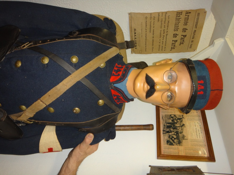 Mannequin Afrikakorps Dsc02717