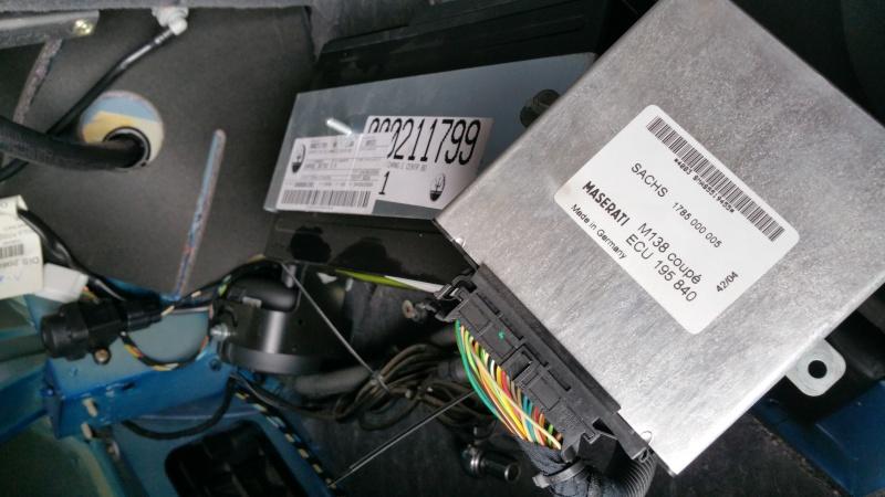 caméras d'aide stationnment sur Gransport 10_ext10