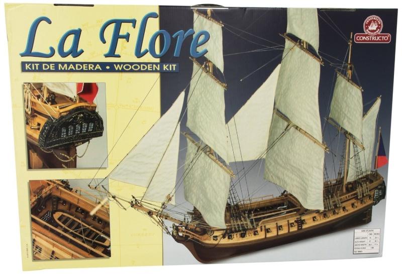 La Flore - 1/84 - base kit Constructo 81anr410