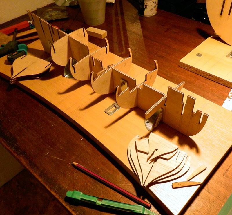 La Flore - 1/84 - base kit Constructo P4060017