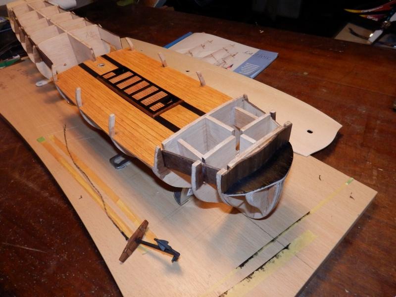 La Flore - 1/84 - base kit Constructo P4190110