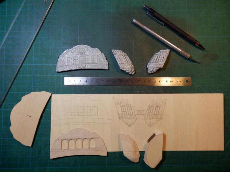 La Flore - 1/84 - base kit Constructo P5210011