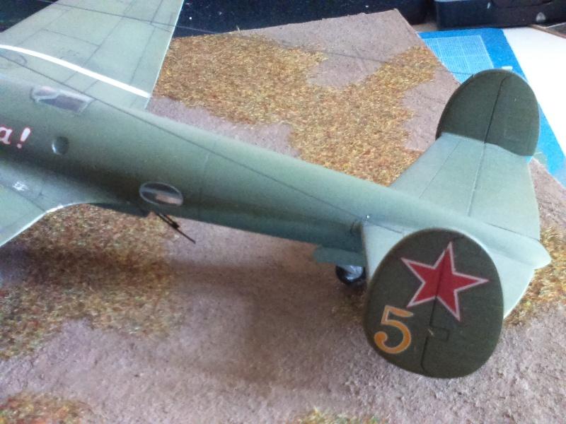 Aterrissage PE2 1/48 MPM Dsc_0012