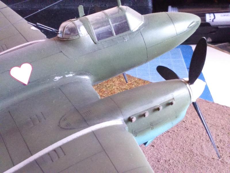 Aterrissage PE2 1/48 MPM Dsc_0014