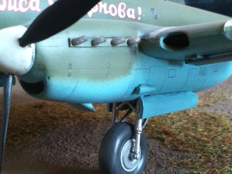 Aterrissage PE2 1/48 MPM Dsc_0015