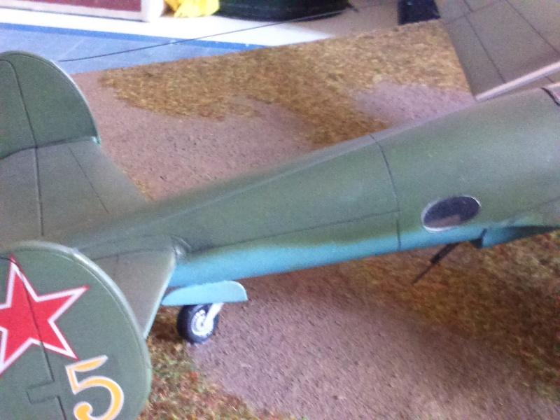 Aterrissage PE2 1/48 MPM Dsc_0017
