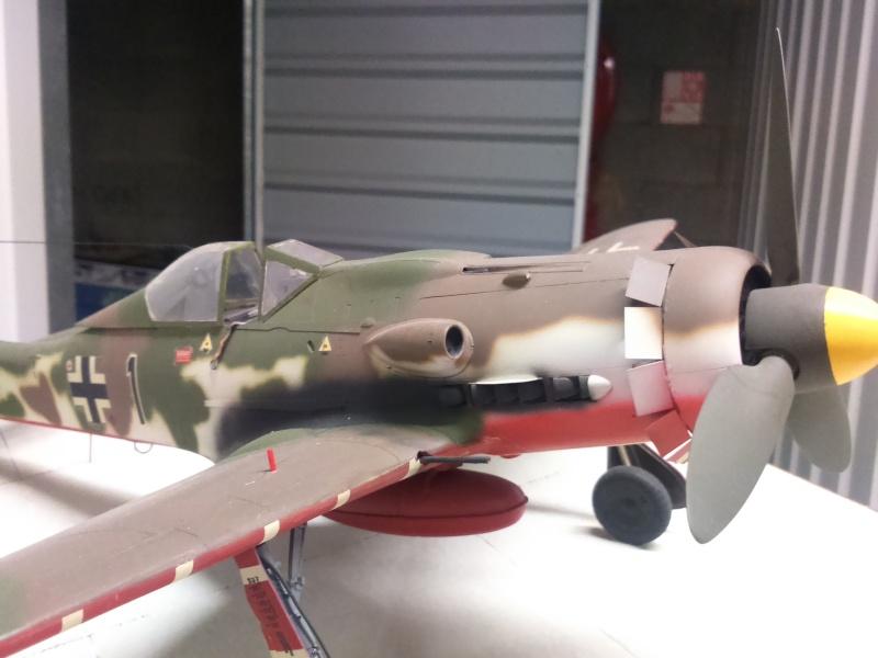 190 D9 hasegawa atterissage apres 15 ans de vol Dsc_0035