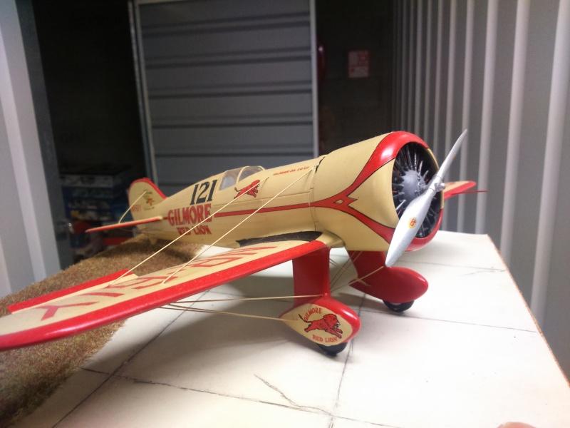 Gilmore red lion avion de course Dsc_0041