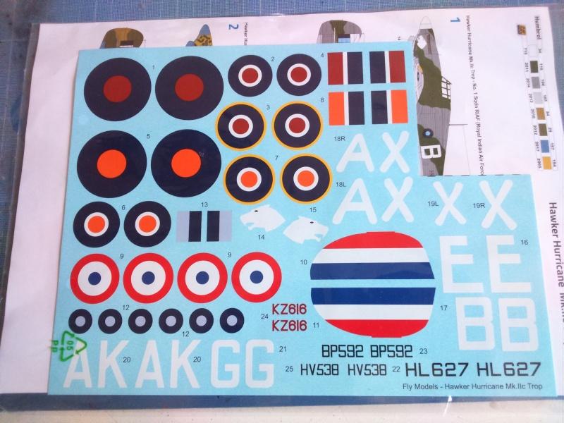 Hawker Hurricane Mk2 - Kit FLY au 1/32  Dsc_0174