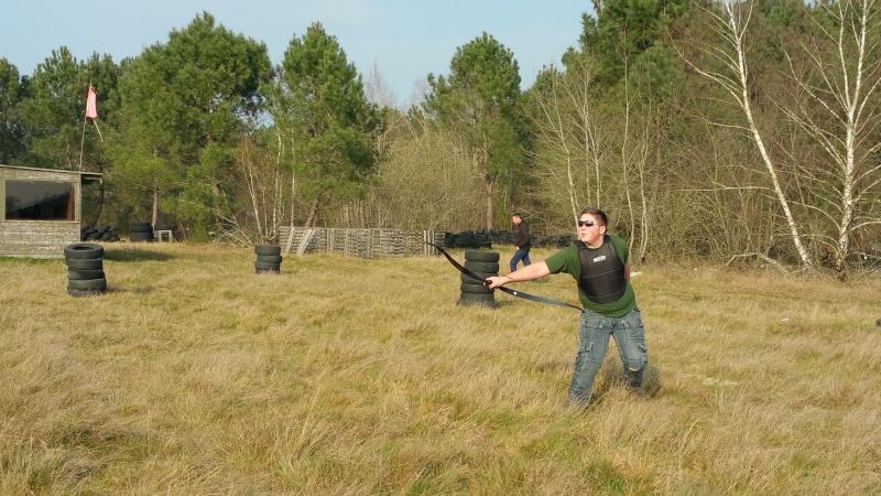 Battle Archery du 13 mars 2016 20160313