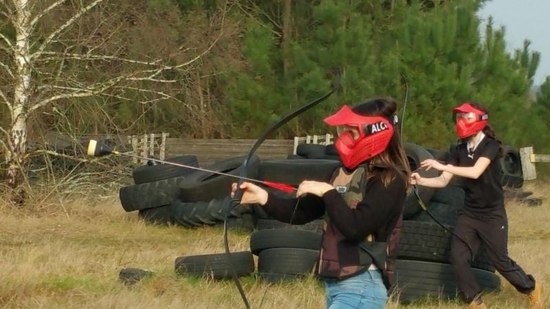 Battle Archery du 13 mars 2016 20160314