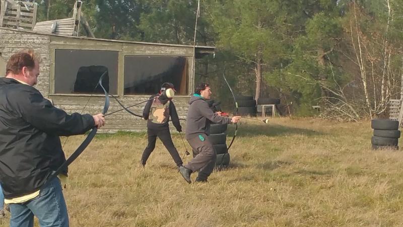 Battle Archery du 13 mars 2016 20160327