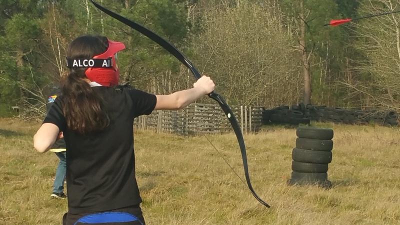 Battle Archery du 13 mars 2016 20160329