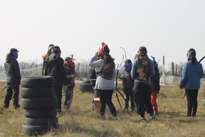 Battle Archery du 13 mars 2016 Img_6110