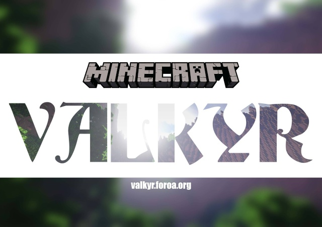 Valkyr Full RPG Minecraft Server!