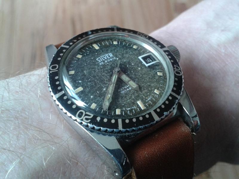 Votre montre du jour - Page 6 20160412