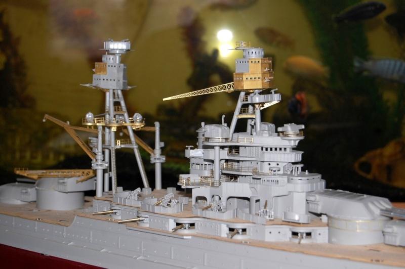 USS Arizona 1/200 par EricAlain - Page 3 Arizon10