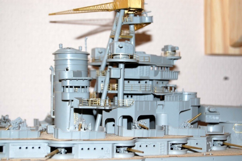 USS Arizona 1/200 par EricAlain - Page 3 Arizon11