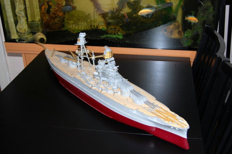 USS Arizona 1/200 par EricAlain - Page 3 Arizon13