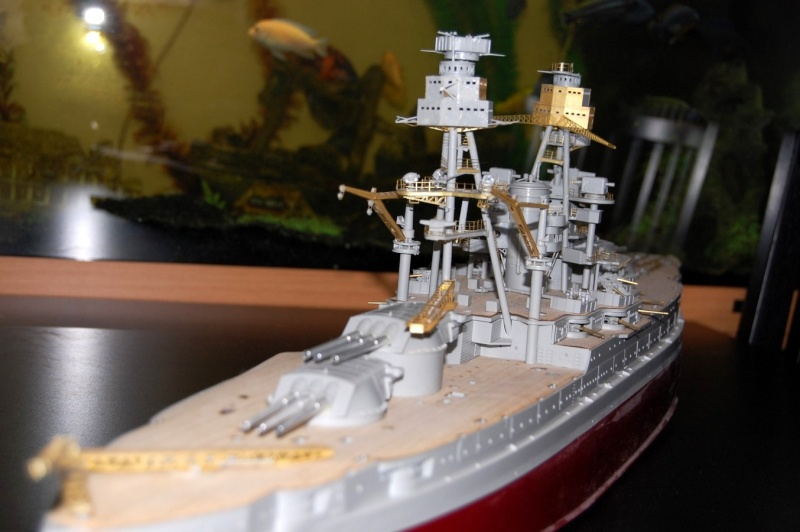 USS Arizona 1/200 par EricAlain - Page 3 Arizon16